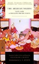 The Arabian Nights: Tales from a Thousand and One Nights (Modern Library Classi
