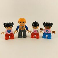 Lego DUPLO FIGURE LOT Of 4