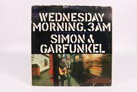 Wednesday Morning 3AM Simon & Garfunkel Columbia Records 33 RPM Vinyl Record LP