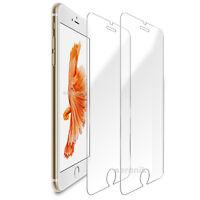 1x iPhone 6s und 6 glas Schutzglas folie Schutzfolie Echt Glas Folie