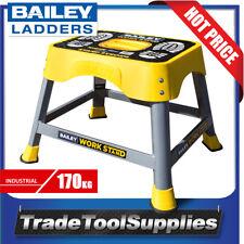 Bailey Work Stand 170kg 400mm x 300mm Platform Steel Frame FS13733