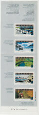 Canada. 2001. 65c (x5). tourist attractions (new)