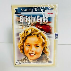 Bright Eyes (DVD, 1934) Shirley Temple New & Sealed Region 4 Free Postage