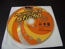 Radio Disney Music Mix Studio (PC, 2001) - Disc Only!!!