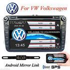 For VW Golf MK5 MK6 Passat Jetta Radio DVD Player GPS Navi Stereo Bluetooth 2DIN