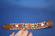 Old Banded Bracelet Native American Sioux