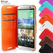 HTC Glossy Mobile Phone Wallet Cases
