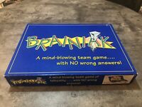 Brainiak, Adults, Kids, Boys Girls, Fun Party Retro Vintage Board Game