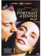 Portrait of Jennie (1948) DVD (Sealed) ~ Jennifer Jones