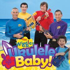 New: THE WIGGLES - Ukulele Baby! CD