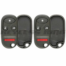 2 New Replacement keyless Remote Shell Pad Case Fix Repair Key Fob for KOBUTAH2T