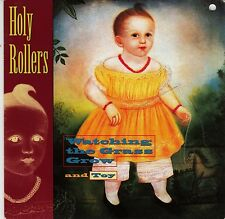 "HOLY ROLLERS-Watching The Grass Grow/Toy 7"" Made In France NM Cond"