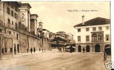 ve 131 Anni 20 FELTRE (Belluno) Palazzo Berton - non viagg FP Ediz Simeoni