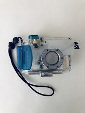 Canon Underwater Camera Housing WP-DC600 (for Powershot S200-230) Very Nice Case
