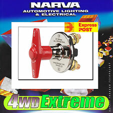 NARVA 61044BL TRUCK MARINE MASTER BATTERY ISOLATOR CUT OFF KILL SWITCH 12V 24V