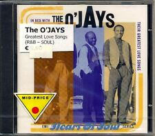 The O'JAYS - In bed with O'Jays, Best - CD - MUS