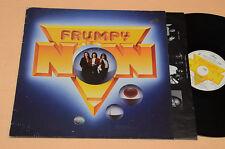 FRUMPY LP NOW-PROG GERMANY PRESS AUDIOFILI ESIGNETI TOP NEAR MINT NM