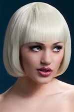 Mia Wig Blonde New Adult Halloween Cristmas Womens Sexy Look Accessorie by Fever