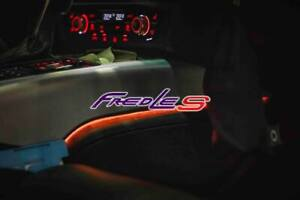 AUDI C7 A6 A7 21 Colors Interior Ambient LED Light via MMI Control