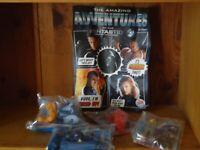 Fantastic Four 4 PB Rise of the Silver Surfer Daniel Josephs Burger King Toys