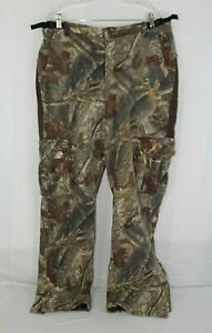 HOT SHOT Outdoor Wear Men's L Wool Blend Camo Hunting Pants