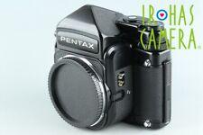 Pentax 67 TTL Medium Format SLR Film Camera #26557 E4