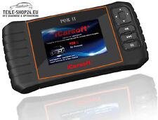 iCarsoft POR II V2 Profi Diagnosegerät für Porsche