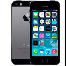 Teléfonos móviles libres negro Apple iPhone 5s, 1 GB