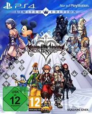 Ps4 Kingdom Hearts HD 2.8 Final Chapter Prologue-Limited Edition nuevo embalaje original rar