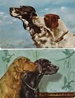 C3 genuine VINTAGE swap playing cards HUNTING DOGS artist Fenelle MINT COND.