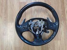 06 07 08 09 10 Lexus IS250 IS350 Steering Wheel & Controls Black 2006 2010
