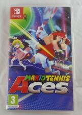 BOX ONLY - Mario Tennis Aces - Switch