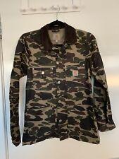 Carhartt Women's Camo Jacket Sz S