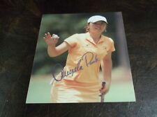 Angela Park handsigniert LpGA Golf 8X10 Foto mit COA