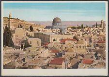 Jordanien Jordan used Post Card Postkarte Landschaft landscape Jerusalem [cm604]
