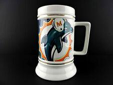 2000 Miami Dolphins Licensed NFL Tankard Beer Stein Mug