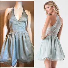 Bebe Lace Back Dress Size 8