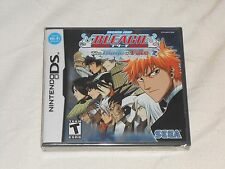 NEW Bleach : The Blade of Fate Nintendo DS Game SEALED US VERSION lite ichigo