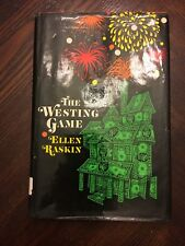 The Westing Game By Ellen Raskin 1st Edition 1st Printing 1978