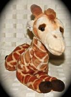"""Vintage 2002 Toys R Us Geoffrey Giraffe 16"""" Plush Laying TOYSRUS STUFFED TOY"""