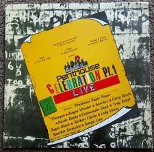 Penthouse Celebration Live Pt.1- Various- Vinyl LP- 1989- Penthouse Records(EX)