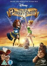 TINKER BELL AND THE PIRATE FAIRY - NEW / SEALED DVD - UK STOCK
