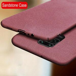 For Xiaomi Redmi Note 9S 8T Mi 10 Lite A3 Matte Shockproof Soft Silicone Case