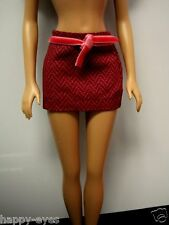 Barbie Doll Clothes/Shoes *Mattel Skirt* *New* #718