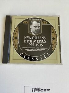 New Orleans Rhythm Kings (1925-1935, Released 2000), Fast+Free Shipping