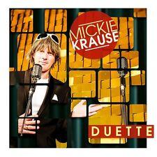 MICKIE KRAUSE - MICKIE KRAUSE DUETTE   CD NEU