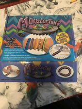 Monster Tail Rubber Band Crafting Kit Rainbow Loom Bracelet Making Official