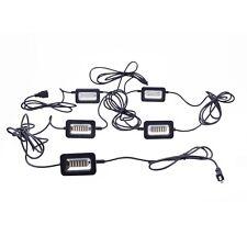 Ultra Performance 50ft 2500 Lumen String Lights 5 Bright Heads of White Led Bulb