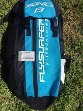 New listing Flysurfer Sonic 2 13m With Bar Limited Edition