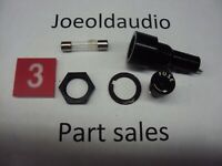 Sansui 5500 Receiver Power Fuse Holder w/ 5AMP Fuse. Parting out Entire 5500.